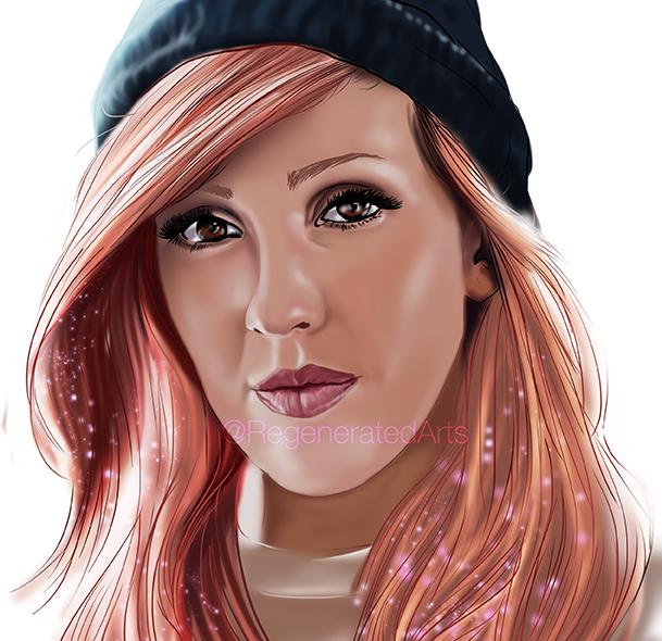 Ellie-Goulding copy