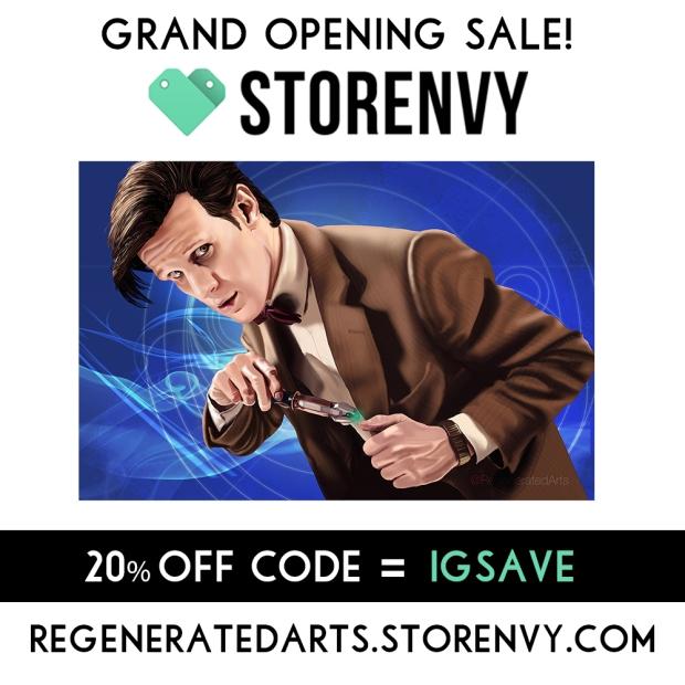 Storenvy Promo1