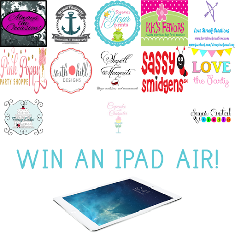 ipad air giveaway image