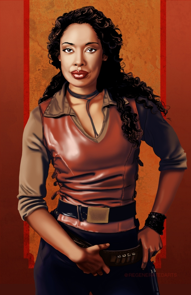Happy Birthday, Gina Torres!