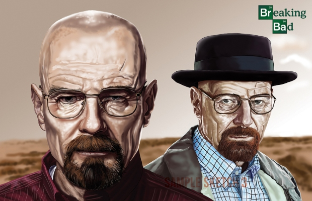 walter White Commission Almost Done Web