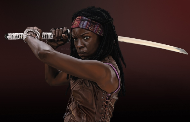 Michonne WordPress 2