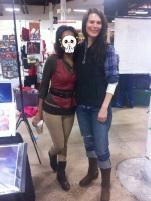 Lori and Me!