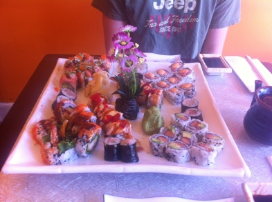 Best Sushi on South St!