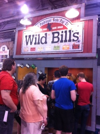 Beer at Comic Con? Yes, please!