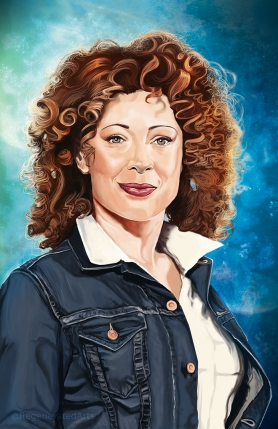 River Song web