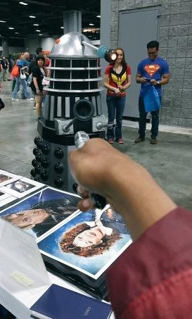 Daleks are jerks!