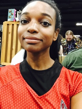 It's-a me! Uhura! :)