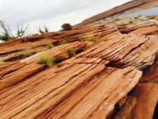 Rocks of Antelope Point