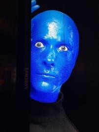 Blue Man Group!