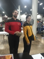 Fellow Trekkies!