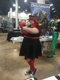 I love Batwoman!