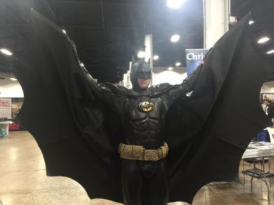 The Godd*amn Batman! Book Him! http://bit.ly/1St30hb