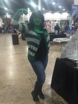 She-Hulk of Heroes Alliance! http://www.heroesalliance.org/