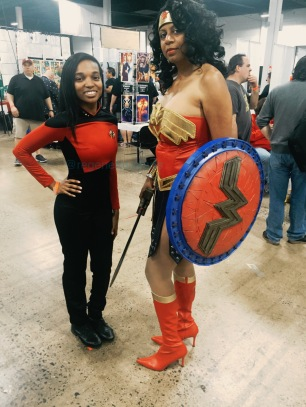 Such a great Wonder Woman!