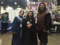 The Starks! :'(