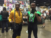 Power Man & Green Lantern!