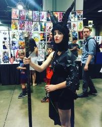 @trashcandean's Maleficent!