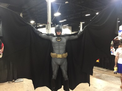 """I am the night!"" - @DarkKnightOfPA"
