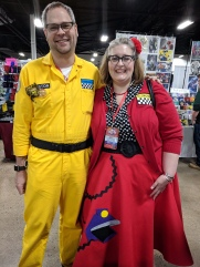 Very cute MST3K costumes!